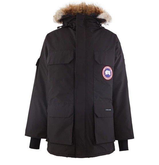 远征款羽绒外套