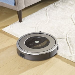 Today Only:  iRobot Roomba 860 Certified Refurbished