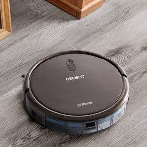 $199ECOVACS DEEBOT N79S Robot Vacuum Cleaner with Max Power Suction, Alexa Connectivity