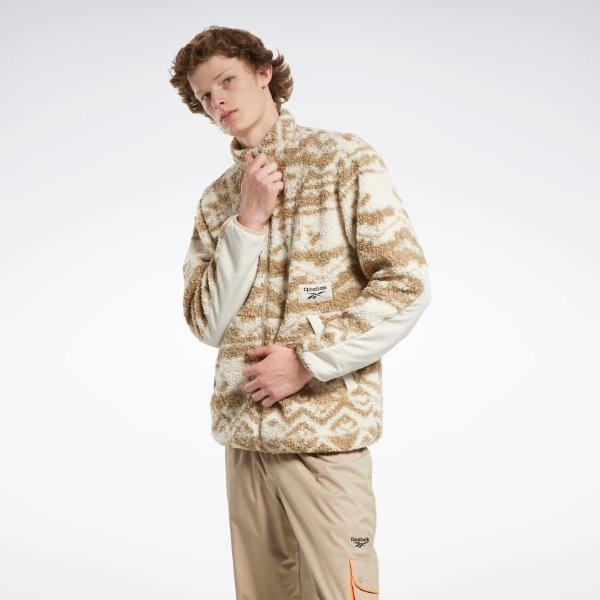 羊羔绒外套
