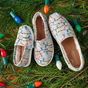 Extended: Extra 25% OffKids Sale Items @ TOMS
