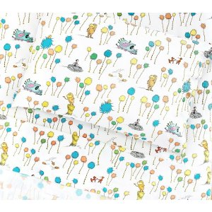 Pottery Barn KidsFree ShippingDr. Seuss's The Lorax™ Organic Sheet Set & Pillowcases