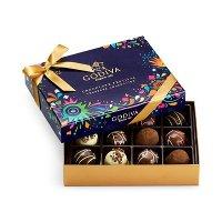 Godiva 巧克力松露冬季礼盒 12颗