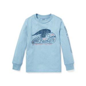 Ralph Lauren男幼小童长袖T恤