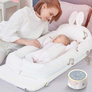 8.3折 $49.99(原价$59.99)Dreamegg 白噪音安抚机热卖 舒缓情绪 提高睡眠质量