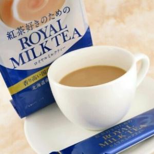 $15 / RMB83.5网红奶茶:日东红茶 皇家奶茶 原味 10条装*6包 特价