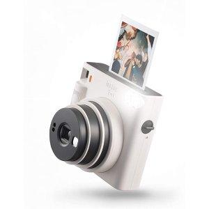 Fujifilminstax Square SQ1拍立得相机 云母白