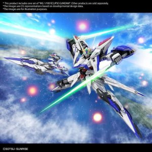 $61New Release: Bandai Hobby Gundam Seed Eclipse , MG 1/100