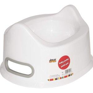 $7.47(原价$9.97)Jolly 婴儿训练马桶, 带方便把手