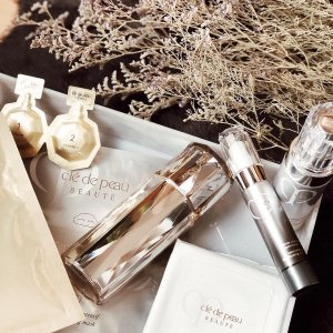 最高送$700礼卡Clé de Peau Beauté 美妆护肤品促销 入紫水,钻光隔离