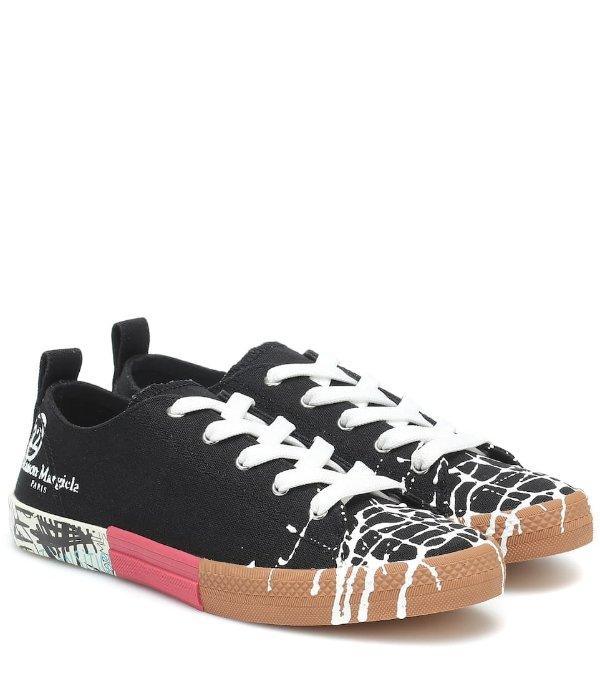 Spliced泼墨鞋