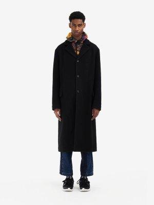 MCQ ALEXANDER MCQUEEN Textured Oversized Coat