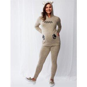孕妇创意裤
