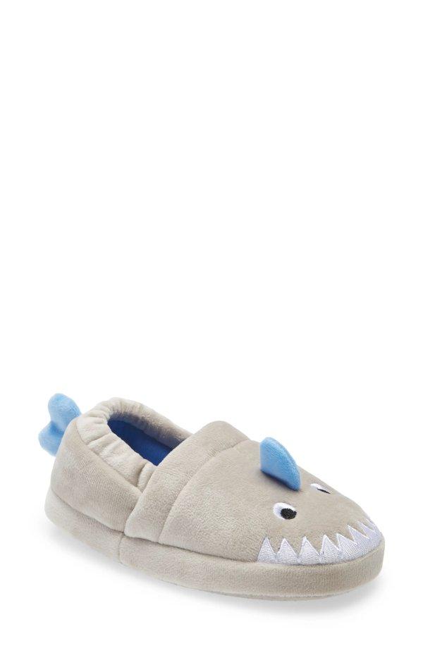 鲨鱼家居鞋