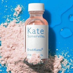 无门槛8.5折 全法都难买Kate Somerville 王炸祛痘品牌 小粉瓶火爆好莱坞、超模圈