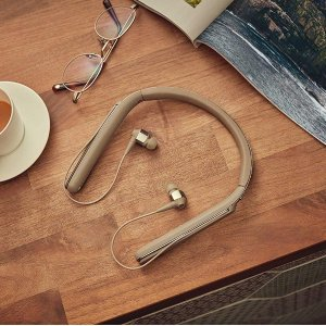现价£149(原价£260)Sony WI-1000X 无线入耳式降噪耳机特卖