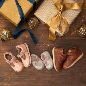 6折起Stride Rite 童鞋黑五预热促销 超多适合秋冬的款式