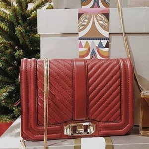 Up To 50% Off + Extra 25% OffSale @ Rebecca Minkoff