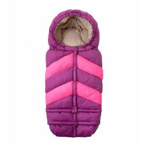 多功能保暖袋 粉色/紫色