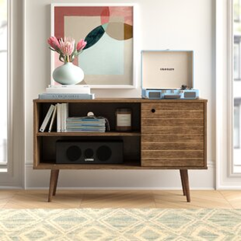 Up to 58% OffWayfair Selected TV Stands & Entertainment Centers on Sale