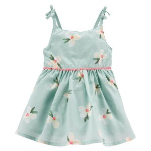 OshkoshBaja Floral Dress