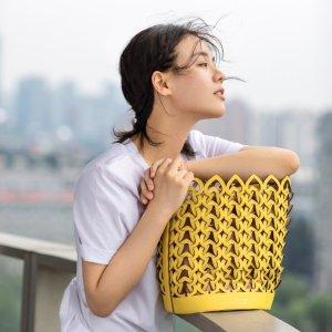 dorie medium bucket bag