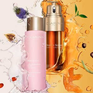 15% off+Gift With PurchaseLast Day: Clarins Beauty Product On Sale