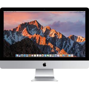 $1599 (原价$1799)2017款 Apple iMac 27'' 5K 一体电脑 (i5, 8GB, 1TB, Pro 570)