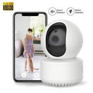 1080P WiFi Pet Camera FHD