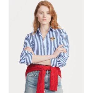 Ralph Lauren条纹衬衫
