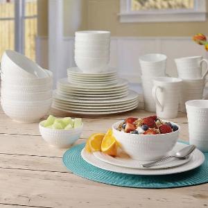 2.5折起+无门槛免邮Mikasa 餐具促销  高档餐具打造精致生活