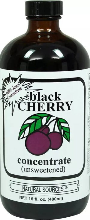 Puritan's Pride Black Cherry Supplements