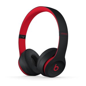Beats by Dr. DreSolo 3 耳机 红黑