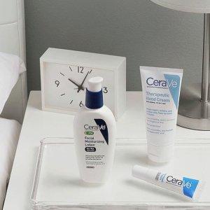 买1件第2件半价CeraVe 护肤品促销 敏感肌妹子必备