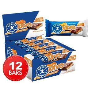 Aussie Bodies12 x Aussie Bodies Arvo 蛋白棒 32g