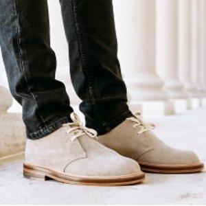 8折 超经典英伦风Clark 全场男女鞋履热卖