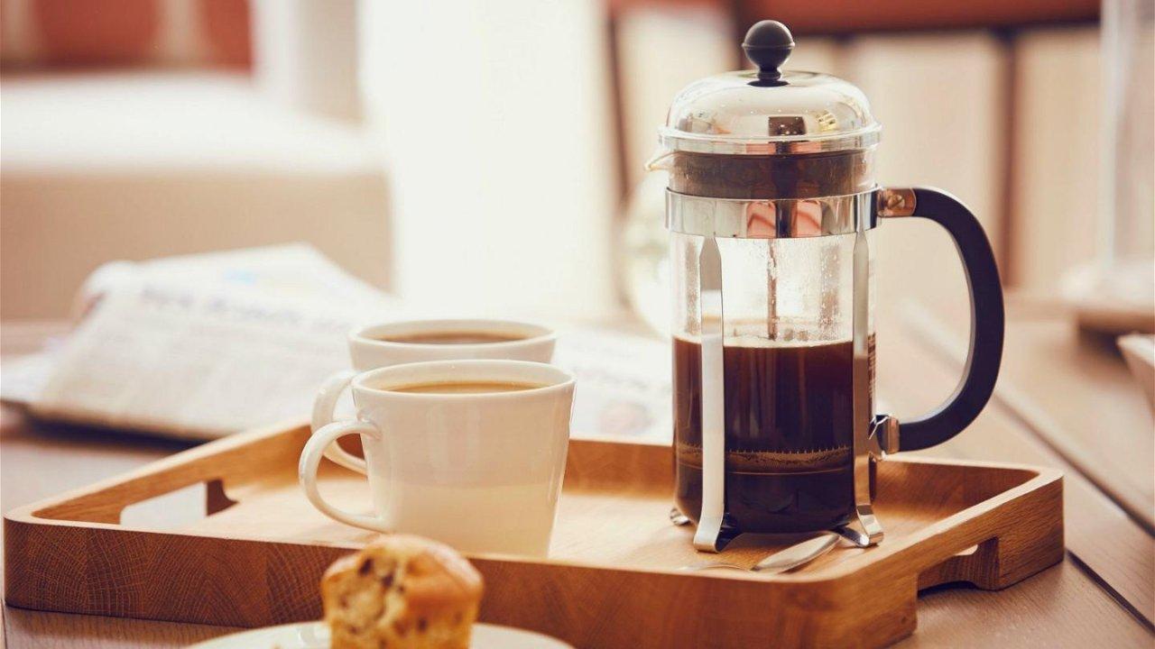 法式滤压壶,给你带来质感醇厚、味道浓郁的咖啡享受