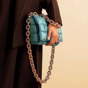 低至7折 云朵零钱包$559独家:Bottega Veneta 时尚专场,收新款香芋紫系列云朵包
