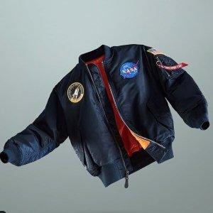 4折起 MA-1飞行员夹克仅£79折扣升级:Alpha Industries 全场折扣闪现 收最火飞行员夹克