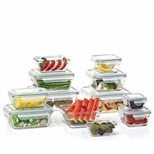 $24.98Member's Mark 玻璃食物存储盒 24件套