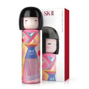 SK-II满$245享85折【限量版】青春露 KOKESHI TOKYO GIRL(和服限定) -黑髮 - 230ml | SK-II