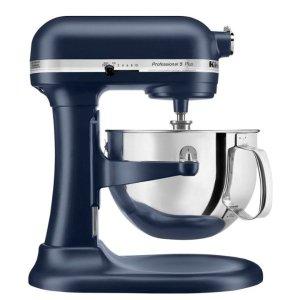 黑五预告:KitchenAid Pro 5 Plus 系列专业大马力5夸脱厨师机