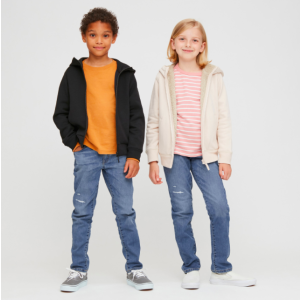 Uniqlo Kids Ultra Stretch Denim Pants Limited Offer