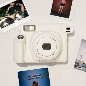 $87Fujifilm X UO Custom Color Instax Wide 300 Instant Camera