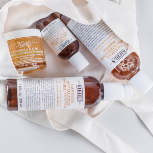 Last Day: Dealmoon Exclusive! Receive 6 deluxe sampleswith $85+ Toners Purchase @ Kiehl's
