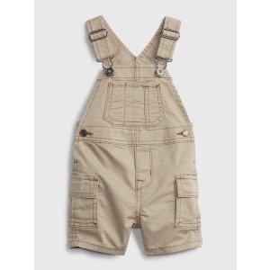 Gap婴童背带裤