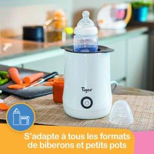 €24.99 (原价€45.8)Tigex 家用车载两用型热奶器热卖