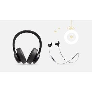 低至4折 $19.99起影音娱乐设备,耳机、音箱促销