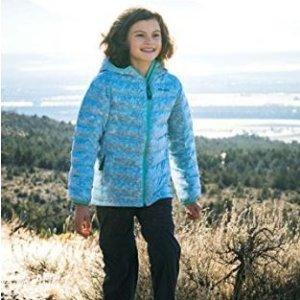 清仓价$32.28(原价$170)Marmot Nika 女童羽绒服 - 丁香紫色大号