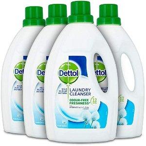 Dettol衣物消毒剂  4 x 1.5 Litre